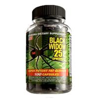 Cloma Pharma Black Spider 25 (Black Widow)