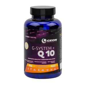 G.E.O.N. G-System + Q10 (75таб.)
