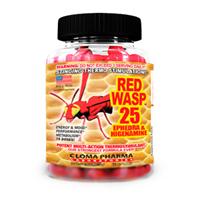 Cloma Pharma Red Wasp 25