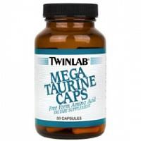 Twinlab Mega Taurine Caps (50капс.)
