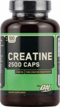 OPTIMUM NUTRITION Creatine-monohydrate 2500 100таб