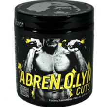 Blackmarket Labs AdreNOlin Cuts (2 в 1 - предтрен + термогенный жиросжигатель) 310г (30 порций)