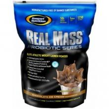 GASPARI NUTRITION REAL MASS PROBIOTIC SERIES