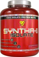 BSN Syntha-6 Isolate 4lb