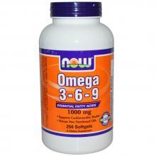 NOW Omega-3-6-9 1000 mg