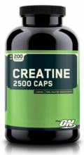 OPTIMUM NUTRITION Creatine-monohydrate 2500 200таб
