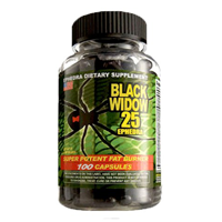 Cloma Pharma Black Spider 25 (Black Widow)