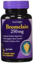 Natrol Bromelain 250 mg