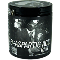 Blackmarket Labs D-Aspartic Acid RAW