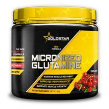 glutamine-goldstar