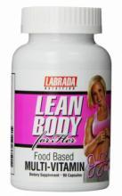 Labrada Lean Body for Her Food-Based Multi-Vitamin
