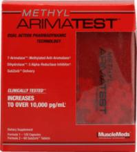 MuscleMeds Methyl Arimatest