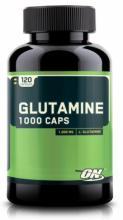 Optimum Nutrition Glutamine Caps 1000 (120капс.)