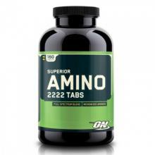 Optimum Nutrition Superior Amino 2222 (160 таб.)