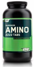 Optimum Nutrition Superior Amino 2222 (320 таб.)