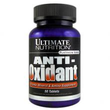 Ultimate Nutrition Antioxidant (50таб.)
