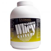 Ultimate Nutrition Massive Whey Gainer (4250г.)