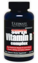 Ultimate Super Vitamin B-Complex (150таб.)