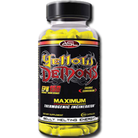Anabolic Science Labs(ASL) Yellow Demons